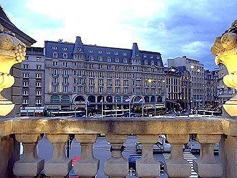 Hotel Grand Mercure Alfa Luxembourg