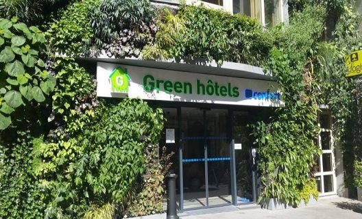 Hotel Green Confort Paris 13