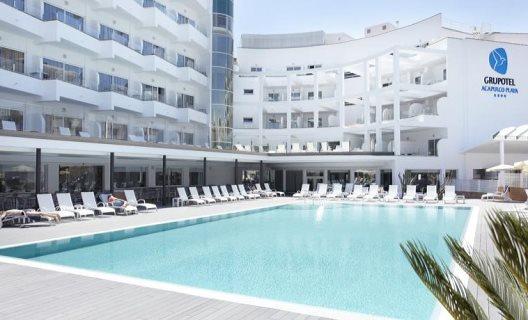 Hotel Grupotel Acapulco Playa  Solo Adultos