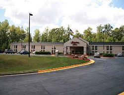 Hotel Hampton Inn Chester