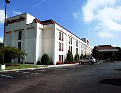 Hotel Hampton Inn Petersburg-hopewell