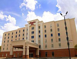 Hotel Hampton Inn Petersburg-southpark Mall