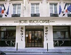 Hotel Helios Opera