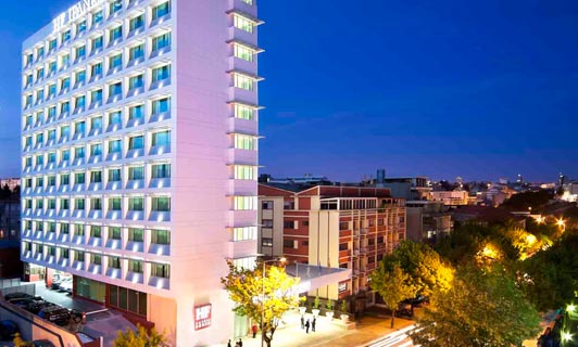 Hotel Hf Ipanema Porto