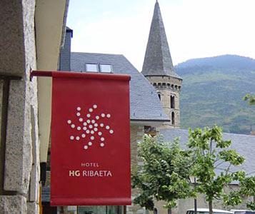 Hotel Hg Ribaeta
