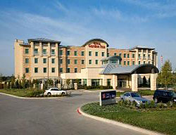 Hotel Hilton Garden Inn Dallas-richardson