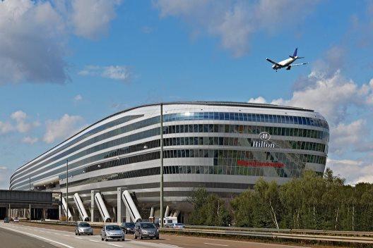 Hotel Hilton Garden Inn Frankfurt Airport