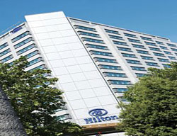 Hotel Hilton London Canary Wharf