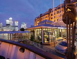 Hotel Hilton London Docklands Riverside