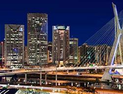 Hotel Hilton Sao Paulo Morumbi