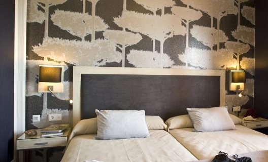 Hotel holiday hydros boutique spa wellness benalm dena m laga - Spas en malaga ...