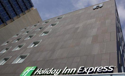 Hotel Holiday Inn Express City 22