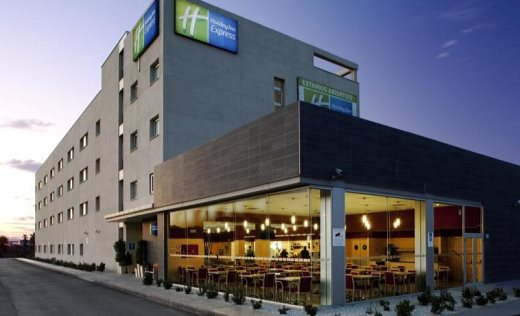 Hotel Holiday Inn Express Málaga Airport