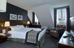 Hotel Holiday Inn Gare De L´est