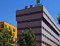 Hotel Holiday Inn Madrid Las Tablas