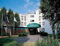 Hotel Holiday Inn Milan-linate Airport