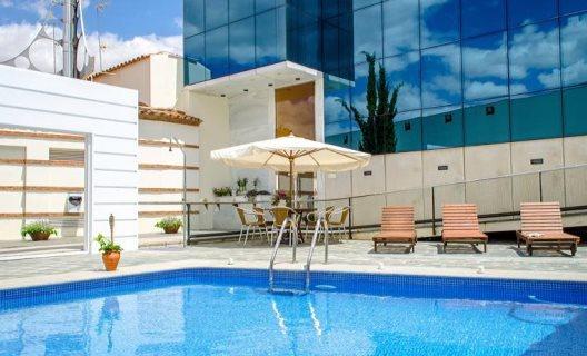 Hotel Hospederia Mirador De Llerena