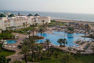 Hotel Iberostar Founty Beach Agadir Morocco