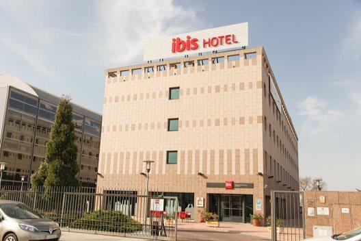 Hotel Ibis Alcalá De Henares La Garena