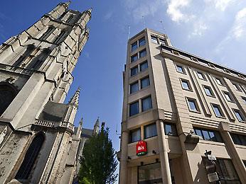 Hotel Ibis Centrum Kathedraal