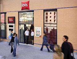 Hotel Ibis Málaga Centro Ciudad