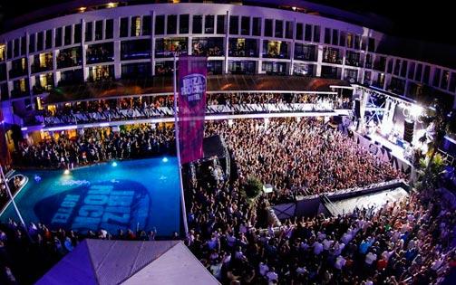 Hotel Ibiza Rocks - Club Paraiso