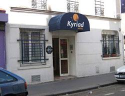 Hotel Iliade Paris 18