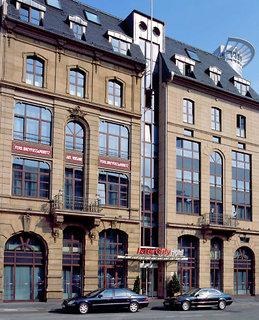 Hotel Intercity Frankfurt