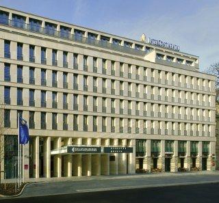 Hotel Intercontinental Duesseldorf Düsseldorf Dusseldorf