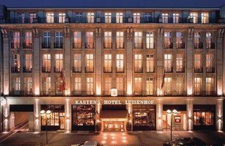 Hotel Kastens Luisenhof Hannover Hanover
