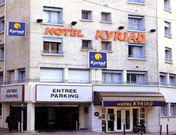 Hotel Kyriad Marseille Castellane