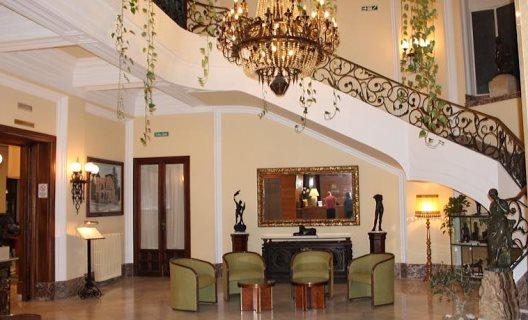 Hotel la casa grande baena c rdoba - Hotel casa grande baena ...