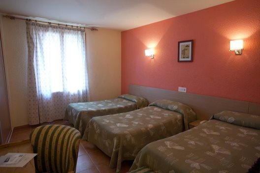 hotel general paz: