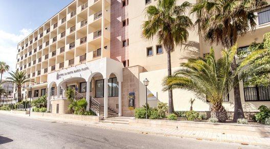 Hotel La Santa María