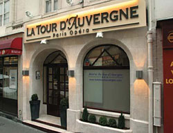 Hotel La Tour D Auvergne