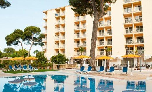 hotel lancaster playa palma: