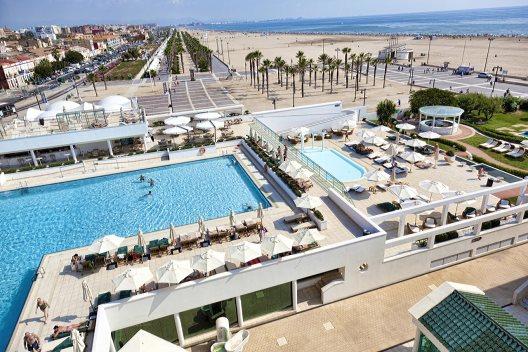 Hotel Las Arenas Balneario Resort Spa
