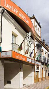 Hotel Leflet Castilleja