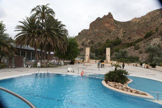 Hotel León Balneario De Archena