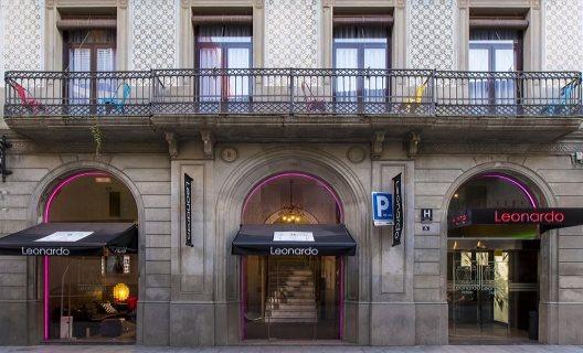 Hotel Leonardo Las Ramblas