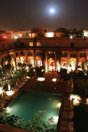 hotel les jardins de la koutoubia marrakech marrakech. Black Bedroom Furniture Sets. Home Design Ideas
