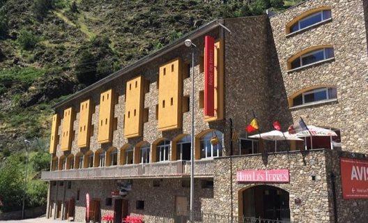Hotel Les Terres