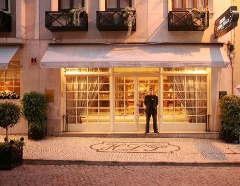Hotel Lisboa Plaza Bewertung