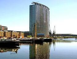 Hotel London Marriott West India Quay