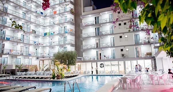 Hotel Los Álamos