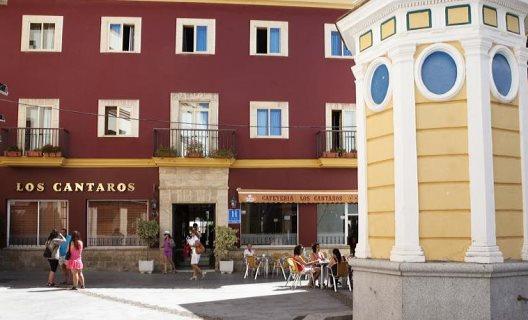 Hotel Los Cántaros