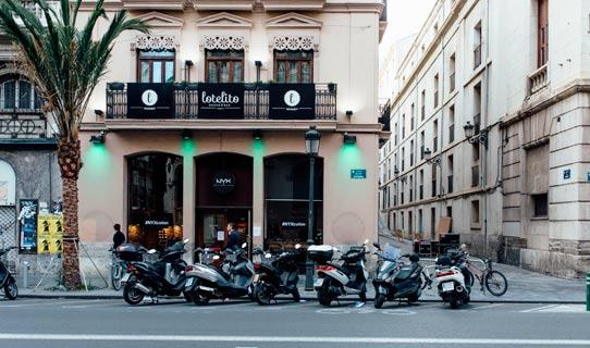 Hotel Lotelito Rooms Bar