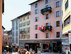 Hotel Lugano Dante Swiss Quality
