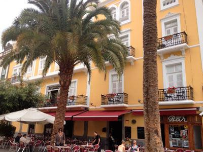 Hotel Madrid Las Palmas De Gran Canaria Gran Canaria
