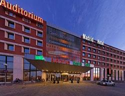 Hotel Madrid Marriott Auditorium & Conference Center